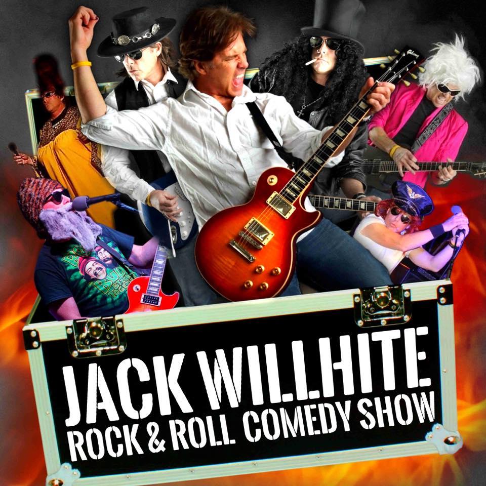 Jack Willhite Multiple Personalities