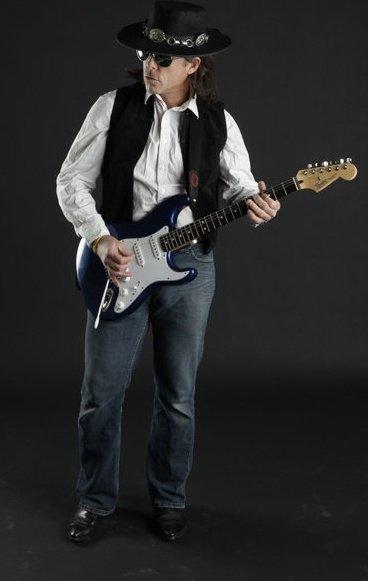 Jack Willhite as SRV